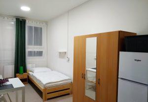 Nově zrekonstruovaný pokoj