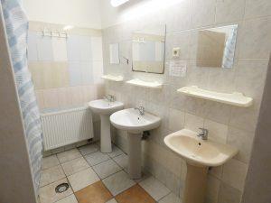 Pánská koupelna